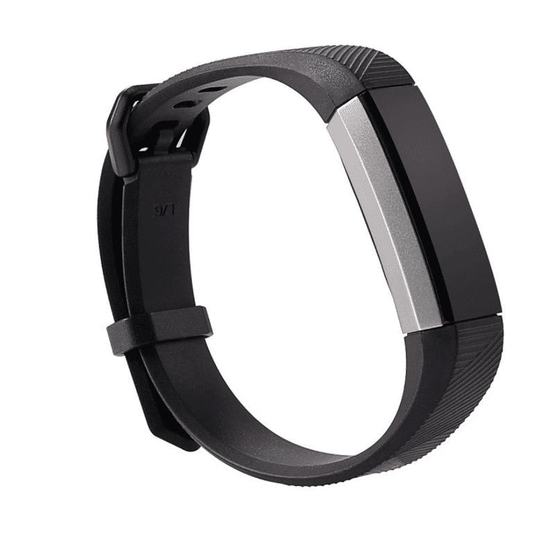 Fitbit Alta bandje zwart - Onlinebandjes.nl