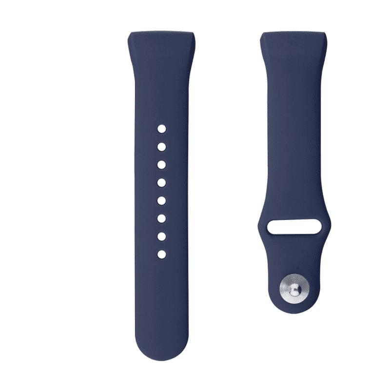 Fitbit Charge 3 bandje Marineblauw - Onlinebandjes.nl