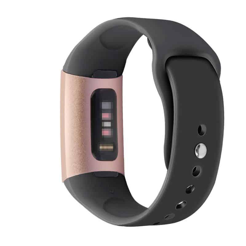 Fitbit Charge 3 bandje zwart - Onlinebandjes.nl