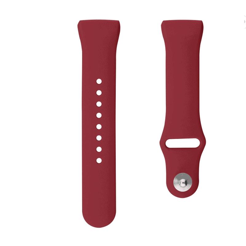 Fitbit Charge bandje rood - Onlinebandjes.nl