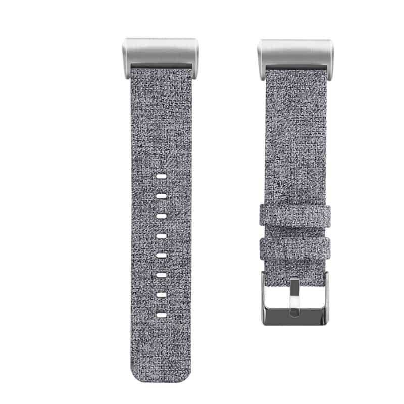 Fitbit bandje Charge 3 grijs - onlinebandjes.nl
