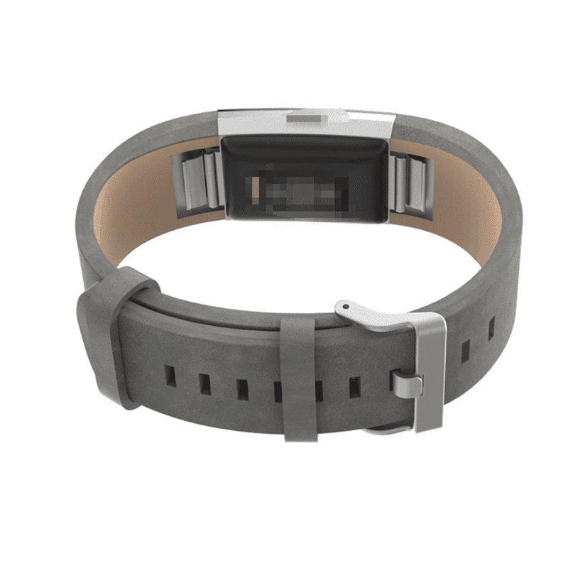 Fitbit bandje charge 2 leer - Onlinebandjes.nl