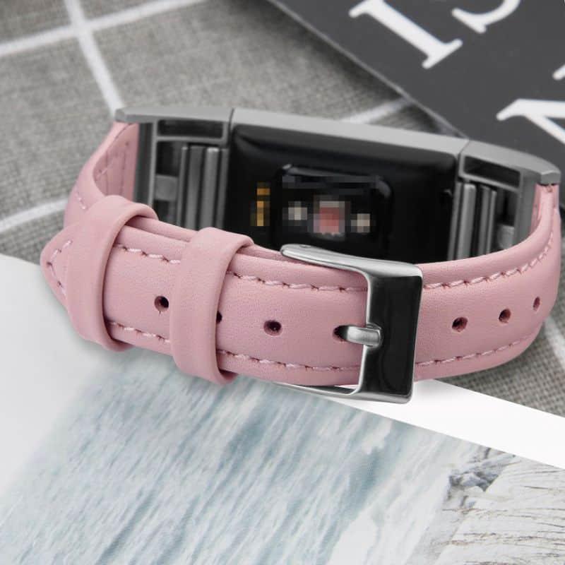Fitbit bandje charge 2 roze - Onlinebandjes.nl