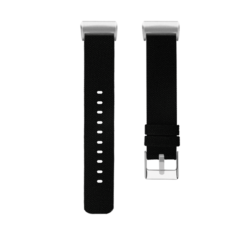 Fitbit bandje charge 3 -Zwart- Onlinebandjes.nl