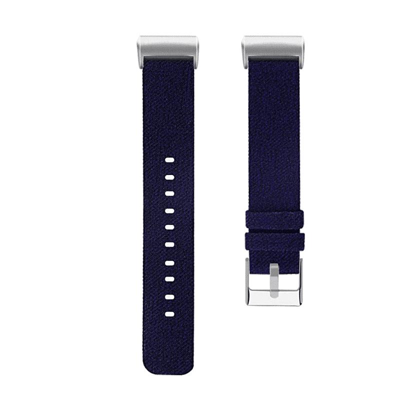 Fitbit bandje charge 3 nylon - Onlinebandjes.nl
