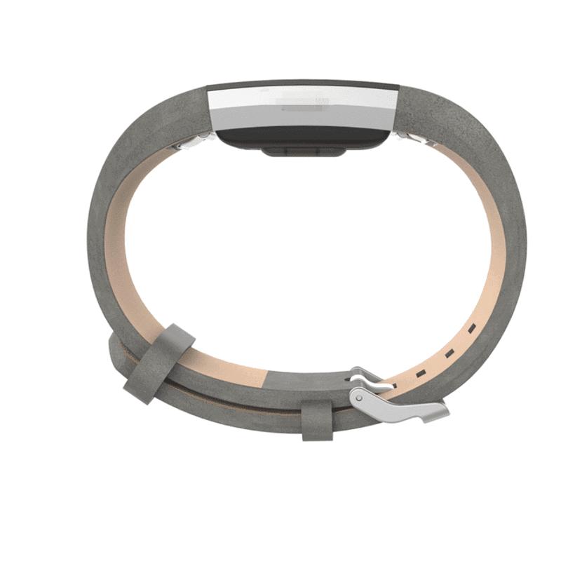Fitbit charge 2 bandje grijs - Onlinebandjes.nl