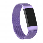 fitbit charge 3-4 bandje milanese paars – Fitbitbandje.nl