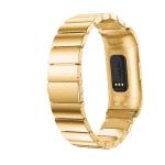 Fitbit Charge 3 RVS goud – Onlinebandjes.nl