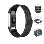 Fitbit Charge 2 bandje milanees – Onlinebandjes.nl