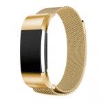 Fitbit Charge 2 bandje milanees goud – Onlinebajdes.nl