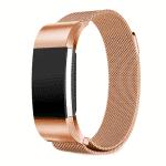 Fitbit Charge 2 bandje milanees roze-goud – Onlinebandjes.nl